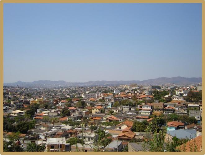 Vista Parcial de Contagem - Àrea Metropolitana