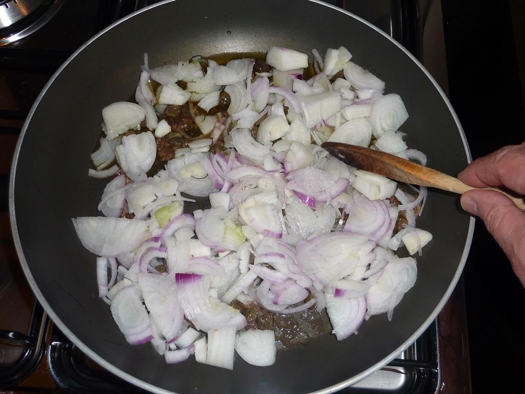 La cucina per principianti ma anche altro filetti di - Come cucinare le cipolle ...
