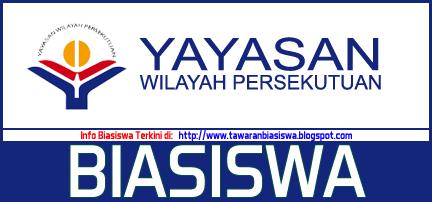 Biasiswa Yayasan Wilayah Persekutuan (Pengajian Tinggi)
