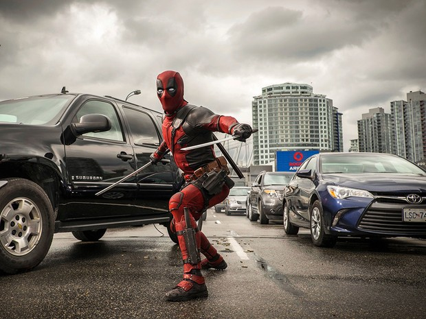 'Deadpool', com Ryan Reynolds, ganha 1º trailer