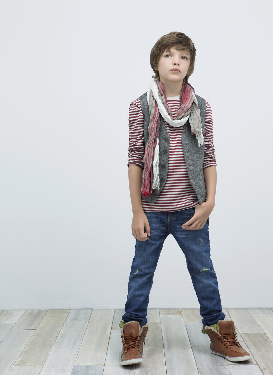 S.M.A.R.T. PEOPLE: Style for Boys: Zara for the Little Man
