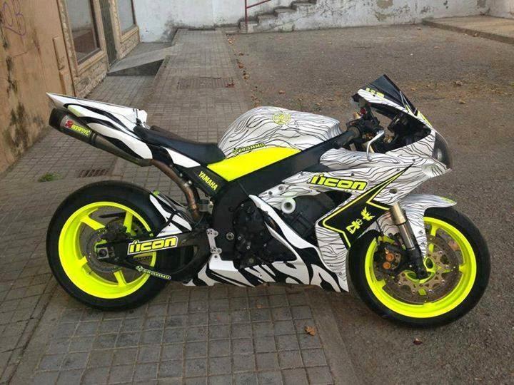 Gambar Yamaha Sport Keren