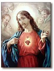 JUNIO : Mes dedicado al Sagrado Corazón de Jesús