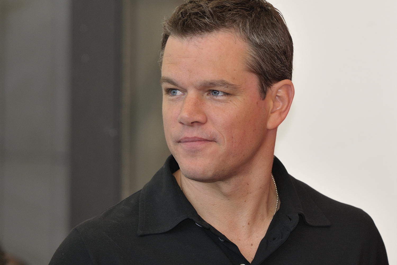 Imagenes de Matt Damon