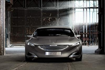 Peugeot-HX1-Concept-Front-View