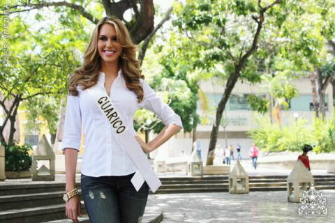 miss international venezuela 2011,Blanca Aljibes