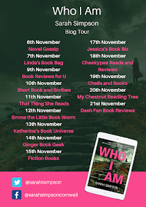 Blog Tour: Who I Am