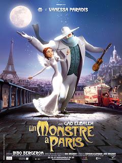 Ver Película Un monstruo en Paris Online Gratis (2011)