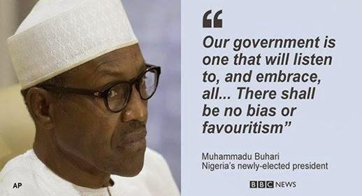 buhari change nigeria