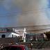 Incendio forestal afecta a población habitada en Quilpué