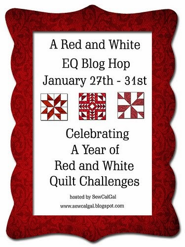 Red White EQ blog hop