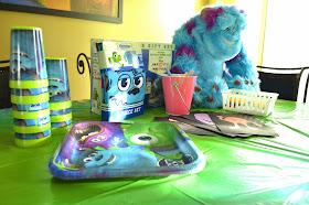 Monsters University Party Supplies #shop