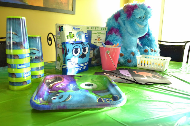 Monsters University Party Supplies #shop