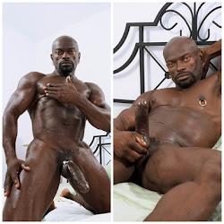 Negro com cara de mau