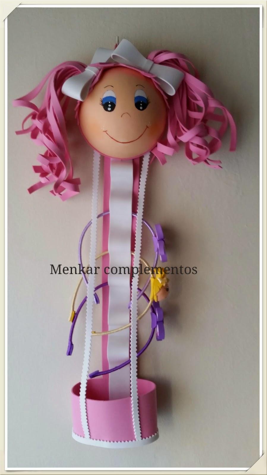 Un ba l de princesas ideas para regalar - Ideas para colgar diademas ...