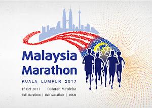 Malaysia Marathon 2017 - 1 October 2017