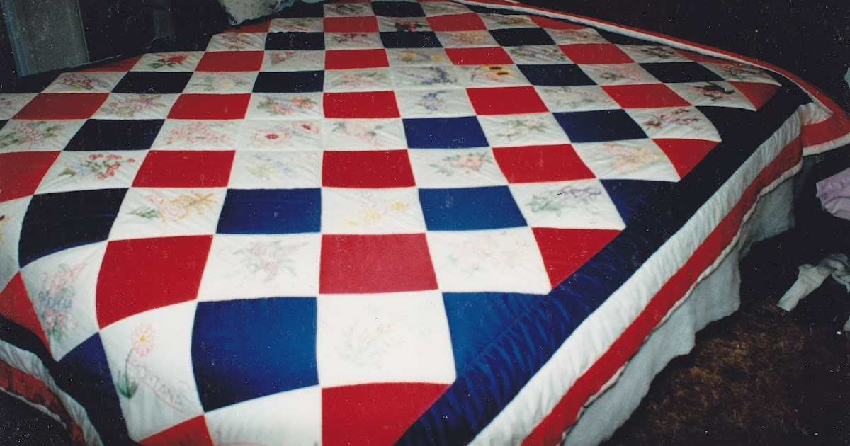 Quilts Unlimited: State Flower and Lone Star Quilts