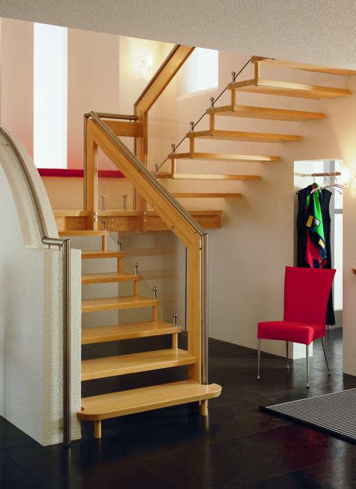 WOOD STAIRCASE DESIGNS   Interior design ideas