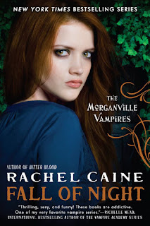 Review : Fall of Night by Rachel Caine