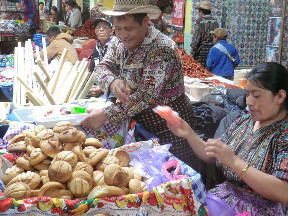 mercado sololá