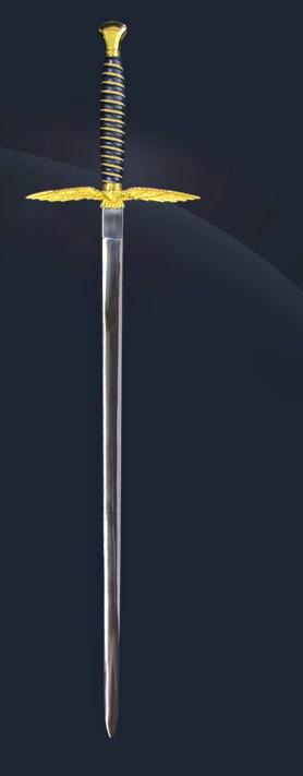 Royal Air Force Claymore Windlass Sword