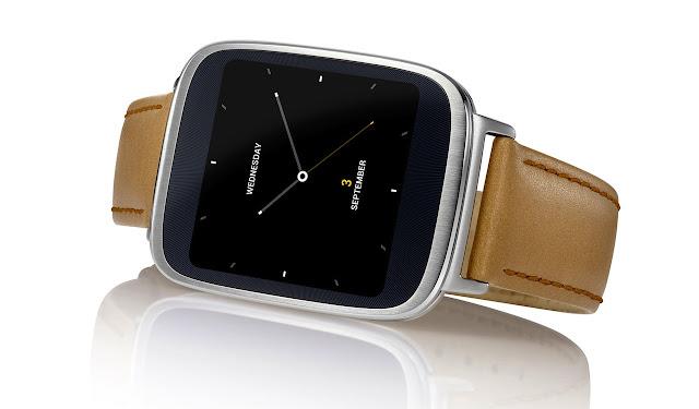 Asus Zenwatch - đồng hồ nam với thiết kế thông minh