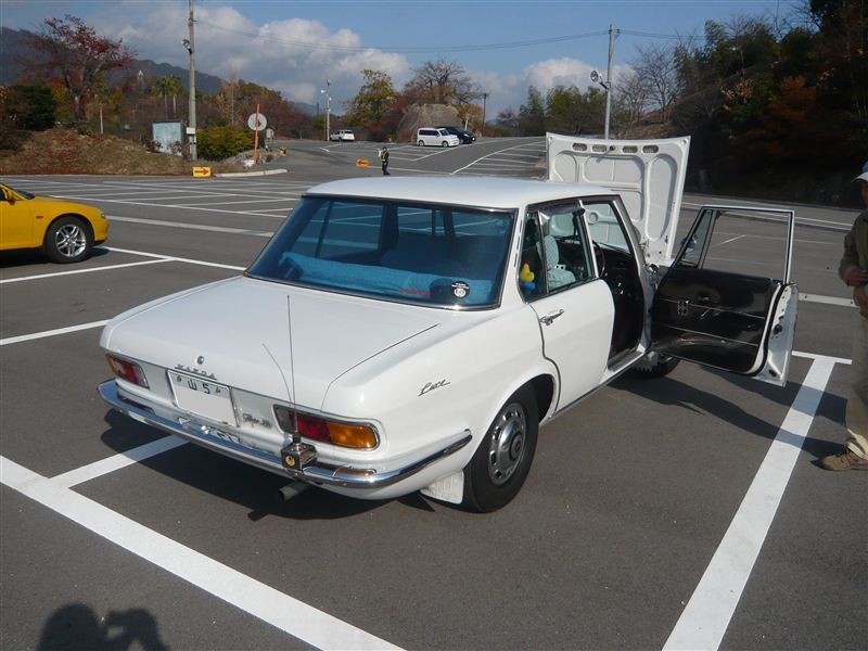 Mazda Luce I