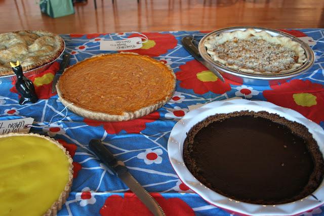 Pi(e) Day Pie Spread Washington, D.C. 2013