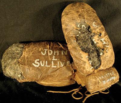 Guantes de John L Sullivan