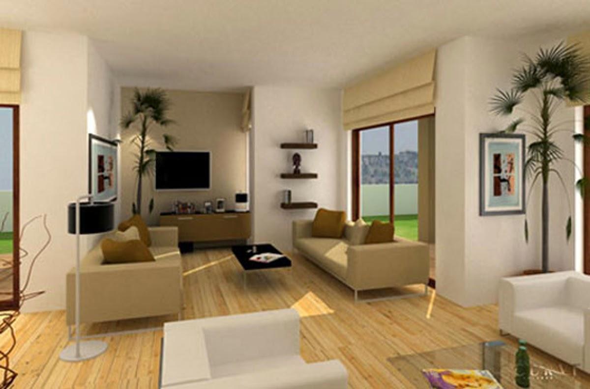 contoh desain rumah kecil minimalis modern