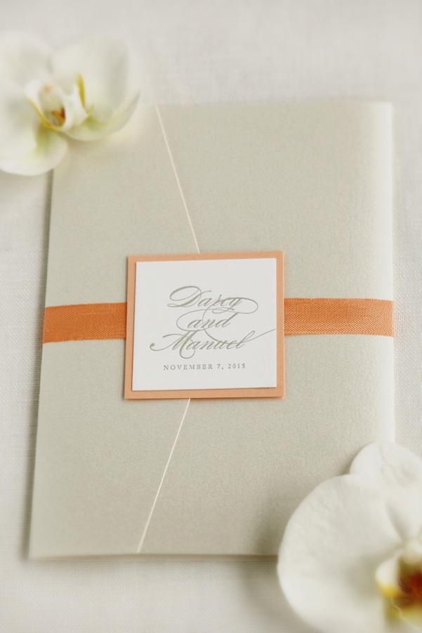 Pocket Folder Invitations | Sweetly Said Press