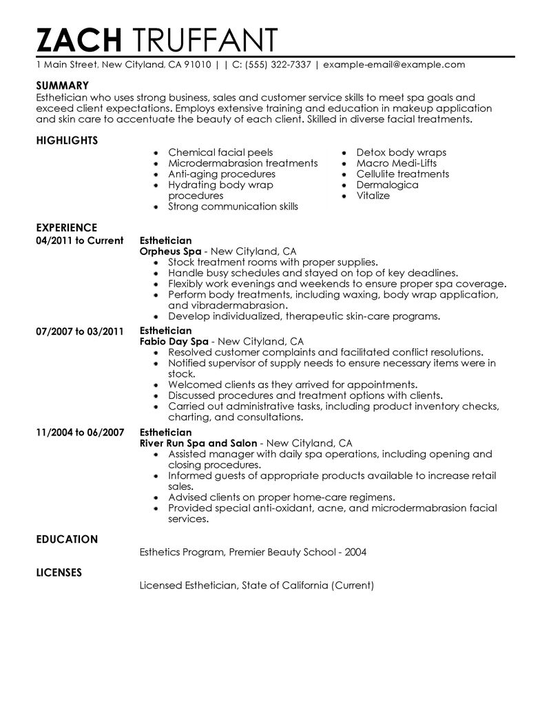 beautiful tanning salon resume images simple resume office