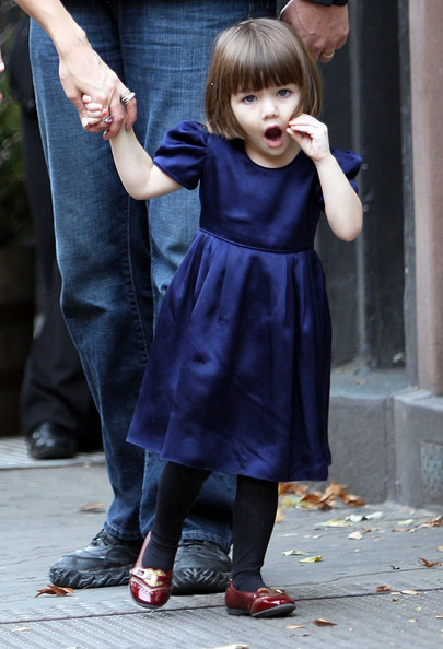 Tom Cruise and Katie Holme's child Suri Cruise