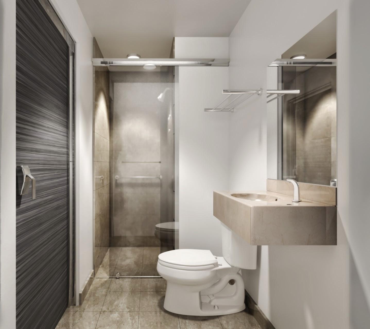 Skd arquitectos remodelacion ba o habitacion hospital - Banos del hospital ...