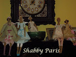My SHABBY PARIS blog