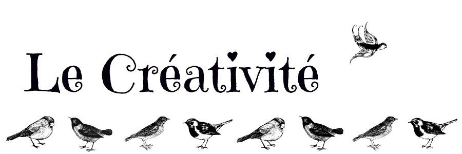 Le Créativité