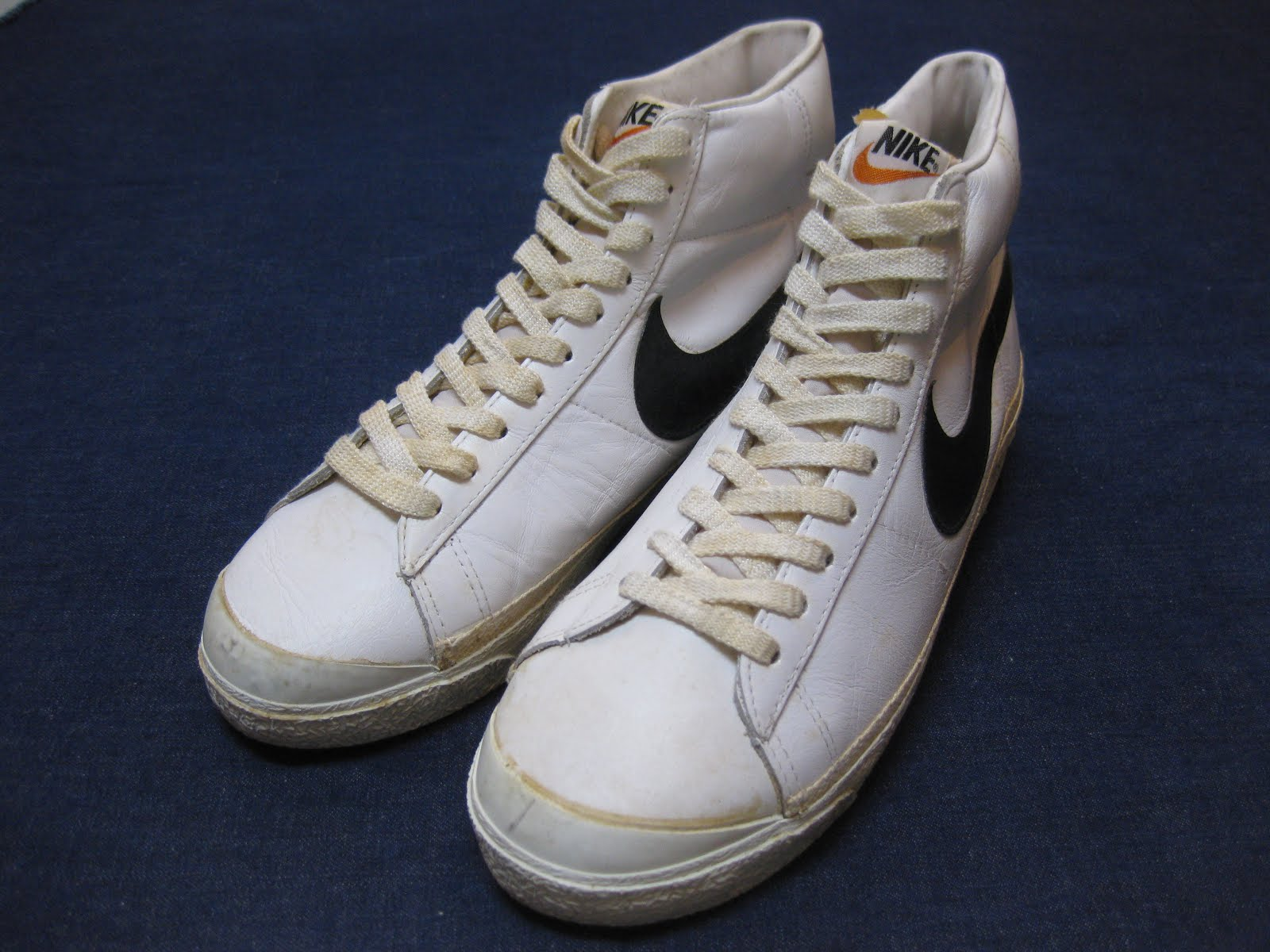 1979's DEAD STOCK                NIKE                「BLAZER HI-TOP LEATHER」