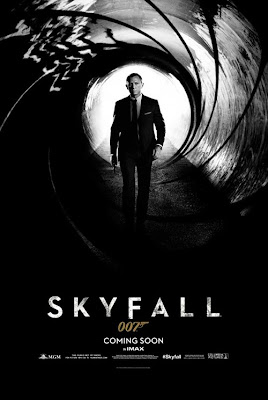Skyfall, James Bond, movie
