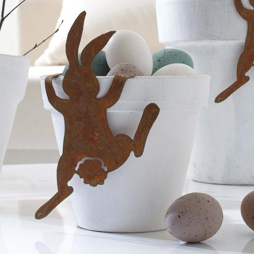 Where is the easter bunny 2 crafts and decor for Rabbit decorations home