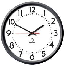 Is telling time by an analog clock still taught?