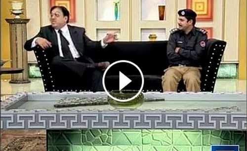 Dunya TV Hasb-E-Haal Latest Episode 3rd January 2015