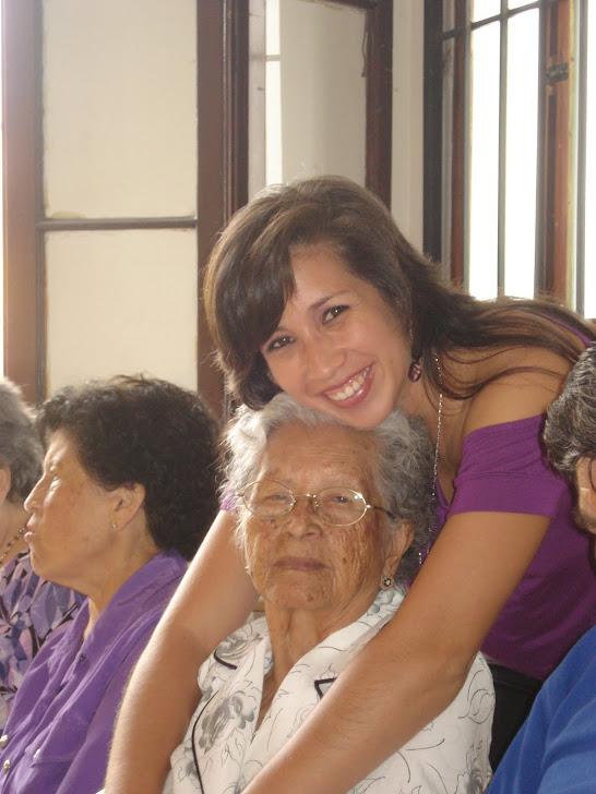 Mi abuelita Naty la guerrera
