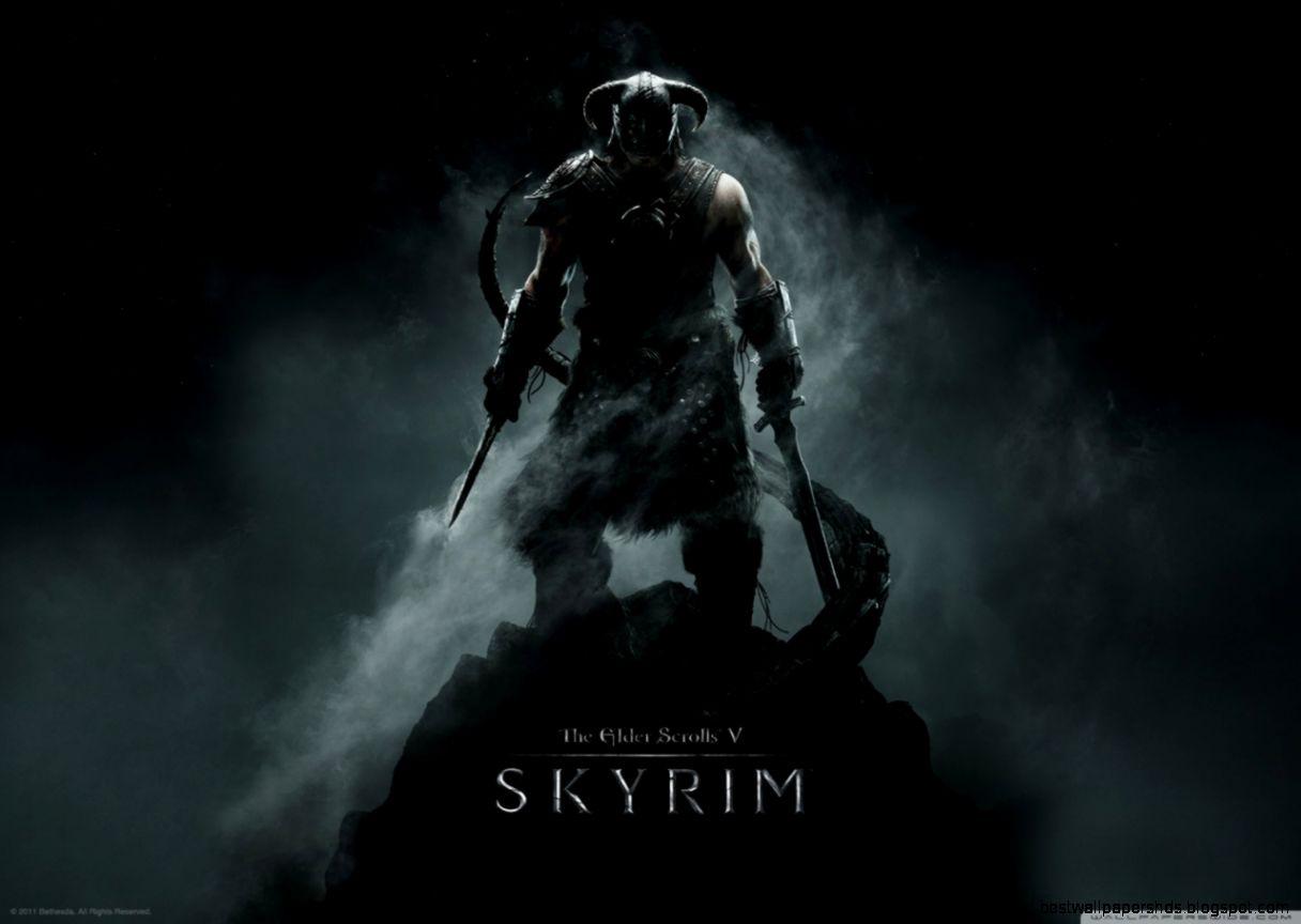 The Elder Scrolls V   Skyrim HD desktop wallpaper  Widescreen