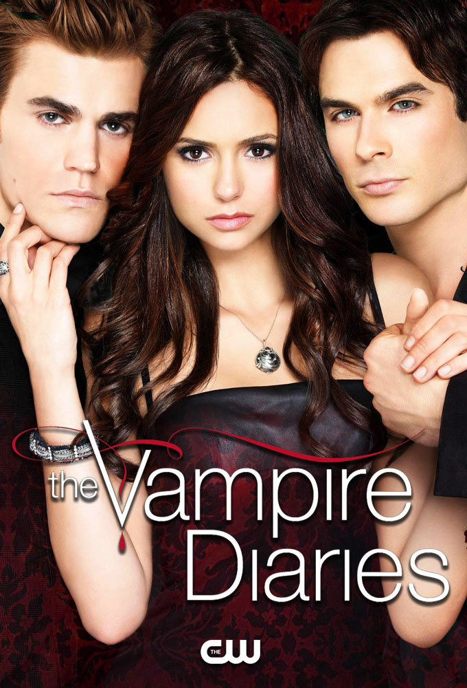 Cr�nicas vamp�ricas (The Vampire Diaries)