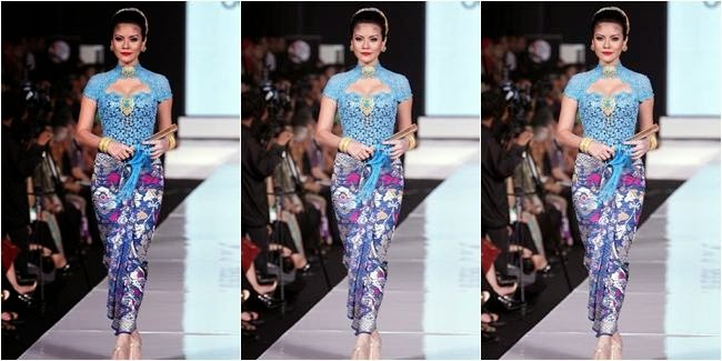 Foto Model Baju Kebaya Semi Formal