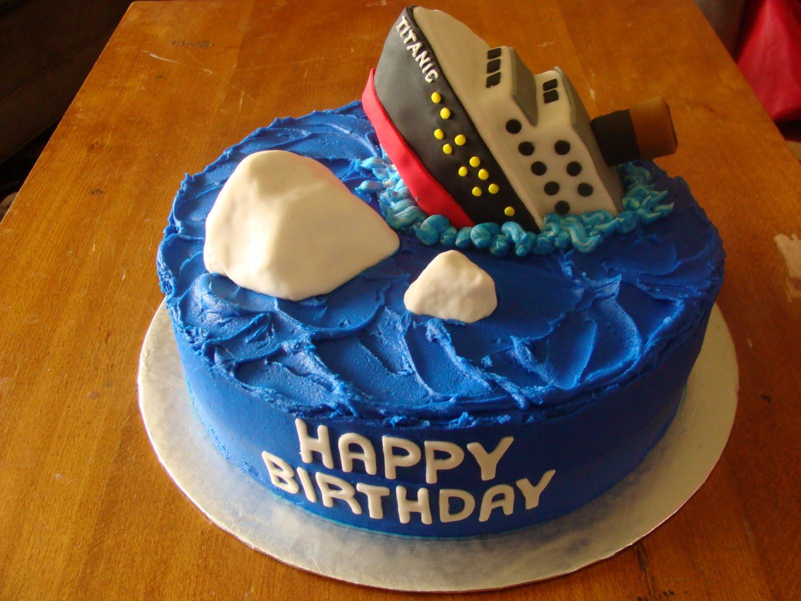 Sweet treats by bonnie titanic cake titanic cake publicscrutiny Gallery