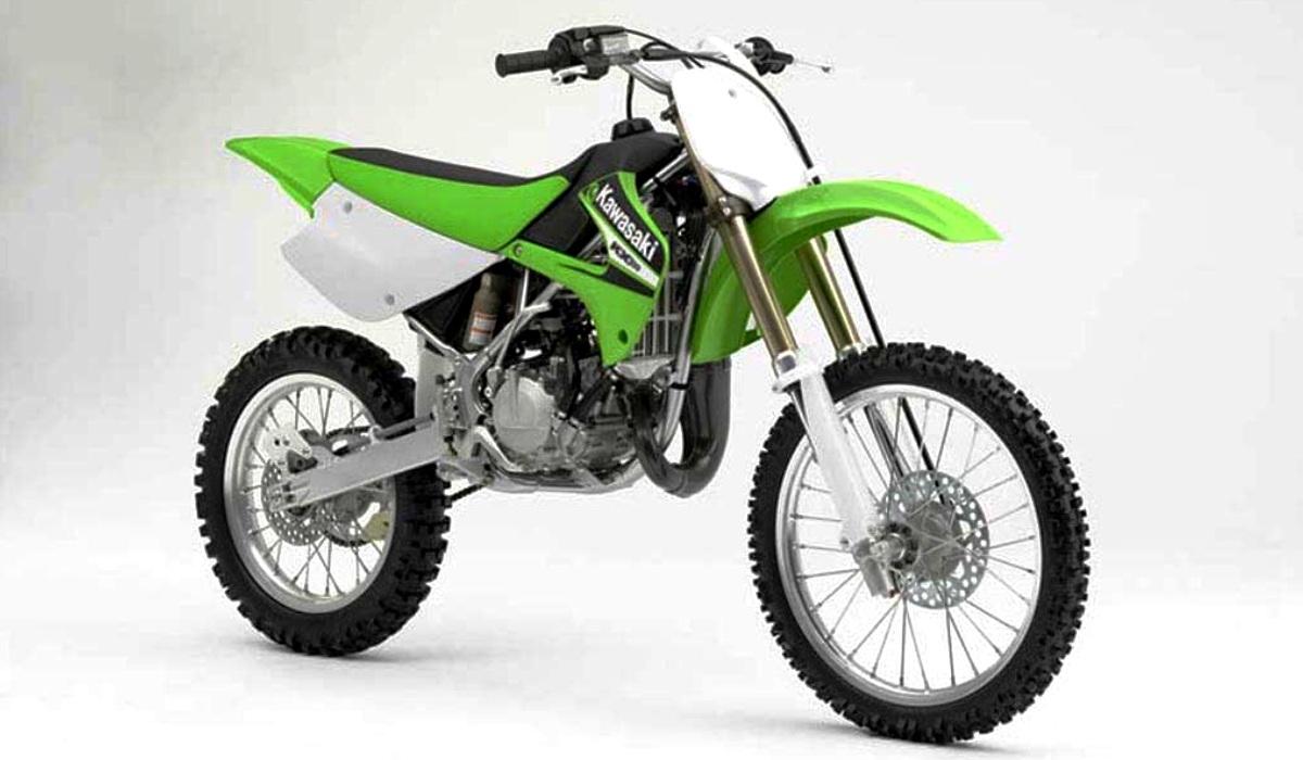 Kawasaki KX100. Majalah Otomotif Online