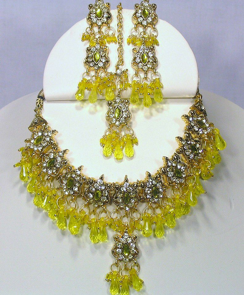 Cool 2012 Indian Bridal Jewellery Designs