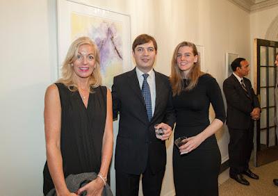 Leonard Tourne Gallery, Leonard Tourne, Javier Tourne, Christina Madden