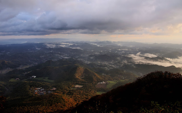 View of Izumo, Shimane